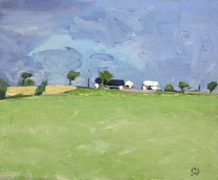 Landscape, Bornholm