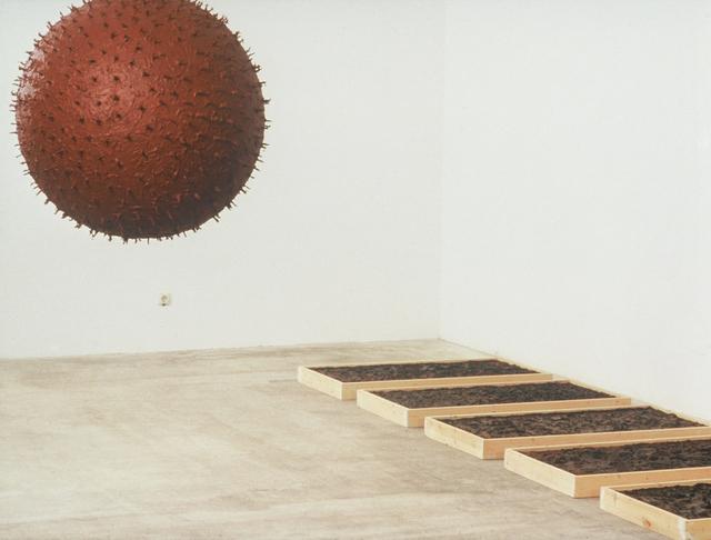 , 'Untitled (in 7 parts, right),' 1988, Galerie Isabella Czarnowska