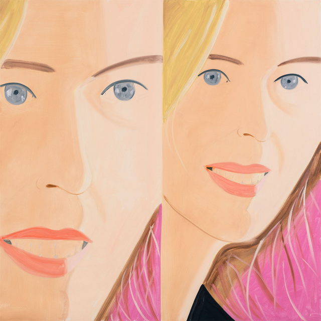 Alex Katz, 'Sasha 2', 2016, Kenneth A. Friedman & Co.