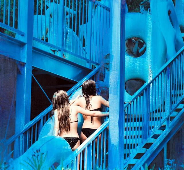 Eva Blanch, 'Azul gemelas', 2019, N2 Galería