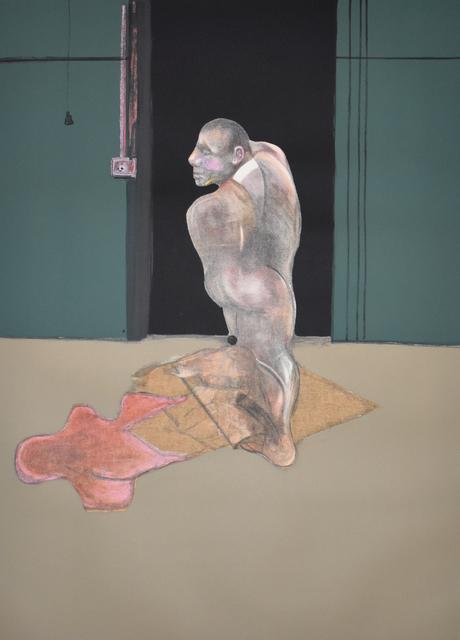 , ' Study for a Portrait of John Edwards | Étude pour un portrait de John Edwards,' 1987, Gilden's Art Gallery