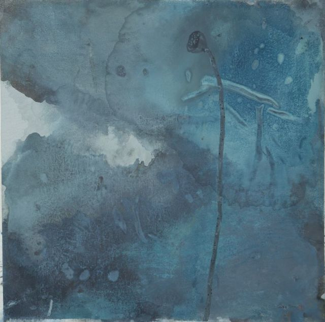 , ' 静静 Quietude ,' 2016, Ode to Art