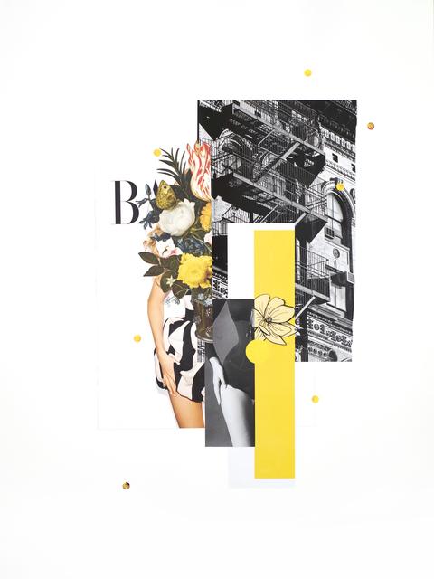 Emily Hoerdemann, 'Lemon Yellow', 2019, Garis & Hahn