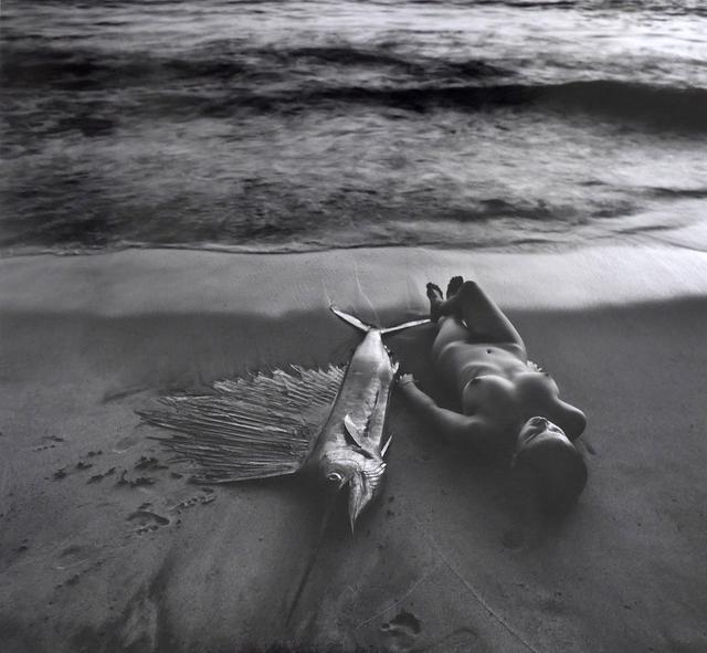 , 'Stranded lovers, Mexico,' 2008, Galerie Sophie Scheidecker