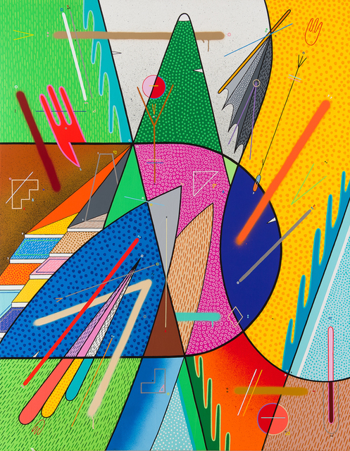 , 'Sueños #3,' 2016, ALICE Gallery