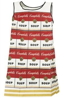 Andy Warhol, 'Campbell's Souper Dress', Kristy Stubbs Gallery