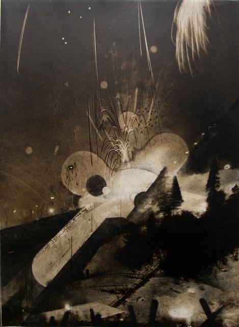 , 'Untitled (Zeremonie),' 2014, Galerie Kleindienst