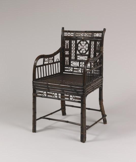 'Armchair', ca. 1815, Cooper Hewitt, Smithsonian Design Museum
