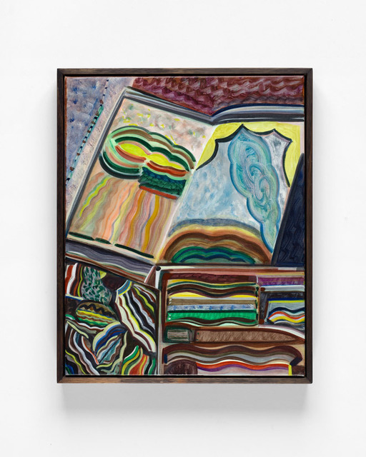 Emily Ferretti, 'Sketch scene', 2019, Sophie Gannon Gallery