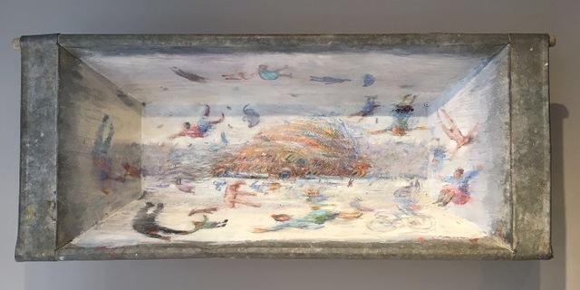 , 'Albert Hall in a Snowstorm,' , Sladmore Contemporary