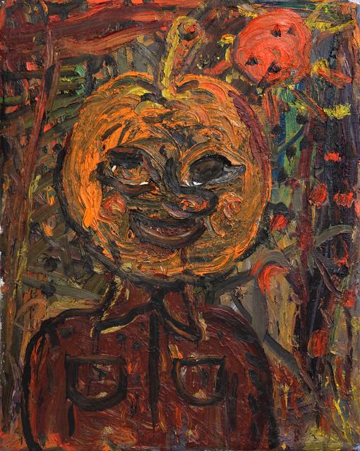 , 'Pumpkinhead,' 2013, Tim Van Laere Gallery