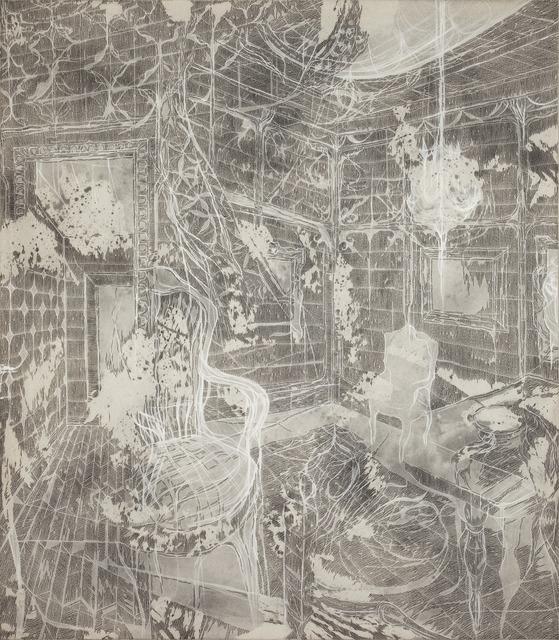 , 'Interior,' 2013, Montoro12 Contemporary Art