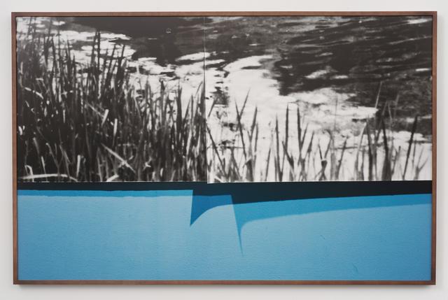 , 'Blue and Black,' 2010, Annka Kultys Gallery