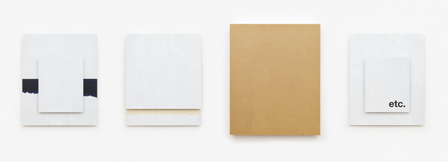 Heinrich Dunst, 'etc. I', 2015, Galerie nächst St. Stephan Rosemarie Schwarzwälder