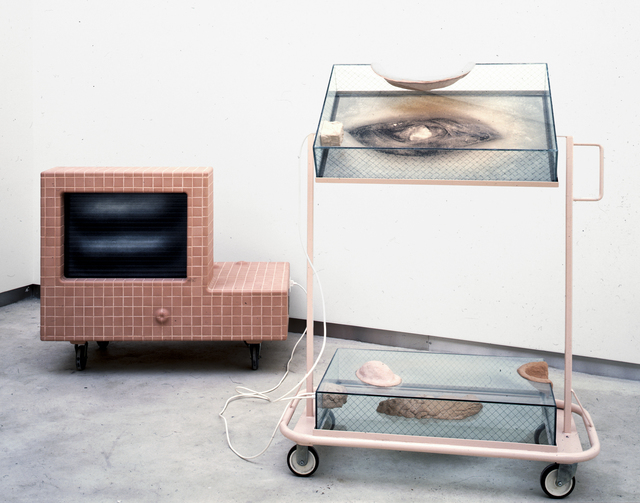 , 'Virtual Flow,' 1990, Empty Gallery