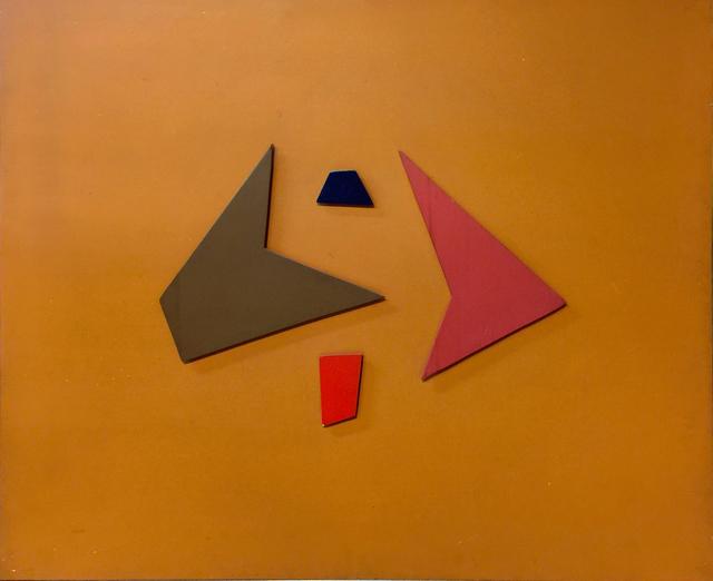 , 'Estructura 956,' 1984, Durban Segnini Gallery