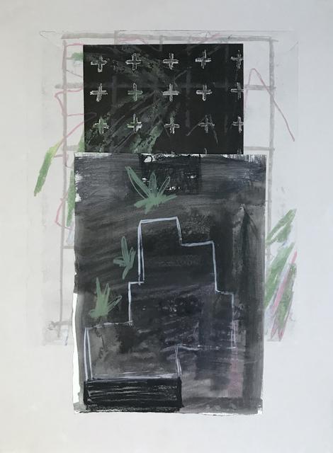 , 'untitled (paradise II.),' 2017, Miranda Kuo Gallery