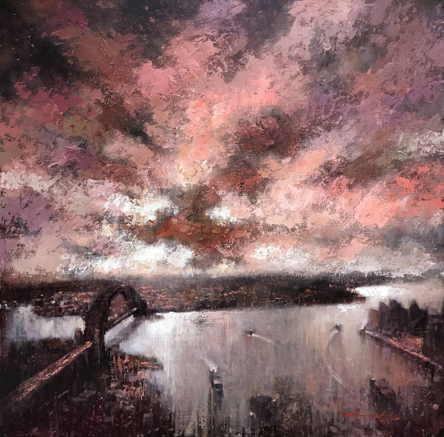 David Hinchliffe, 'Views to the North', 2019, Wentworth Galleries