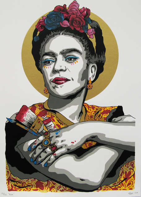 , 'Frida,' , Saatchi Gallery