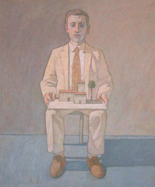 ", '""The Architect"",' 2017, Bonner David Galleries"