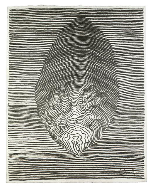 , 'Omicron II,' 2015, Hans Alf Gallery