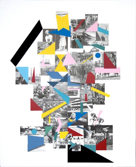 , 'sin título,' 2017, Proyecto Paralelo