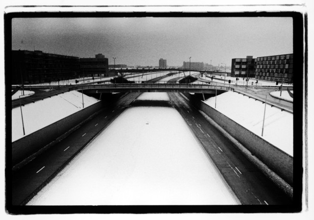 , '5. Princess Parkway, Hulme, Manchester, 6 January 1979,' 2006, Paul Stolper Gallery