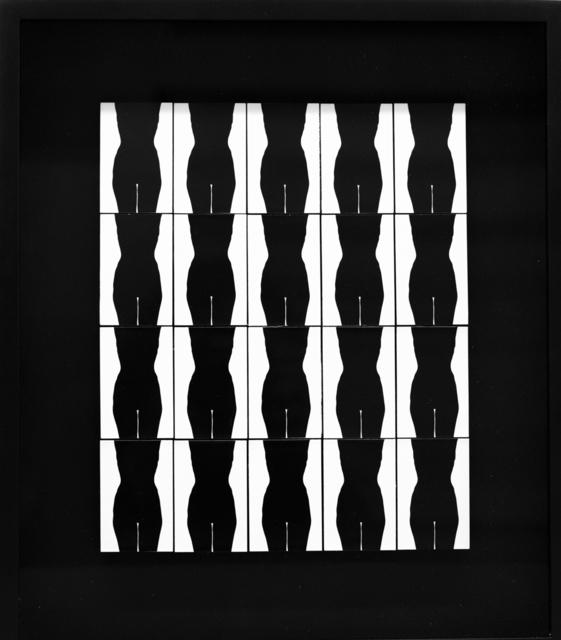 Ray K. Metzker, 'Nude Torso II', 1965, Laurence Miller Gallery