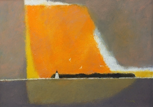 , 'Evening Lighthouse,' 2013, Gallery NAGA