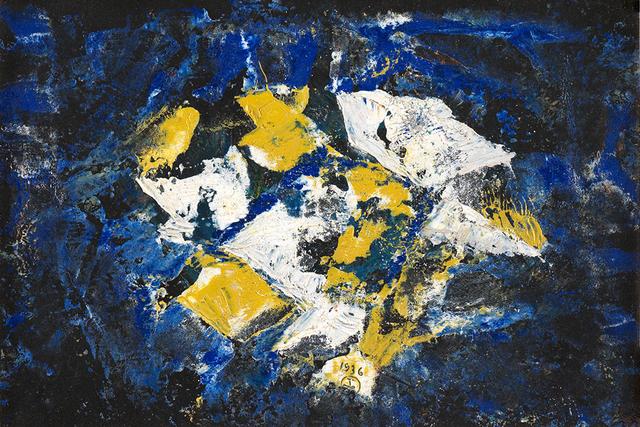 , 'Tachisme,' 1936, Whitford Fine Art