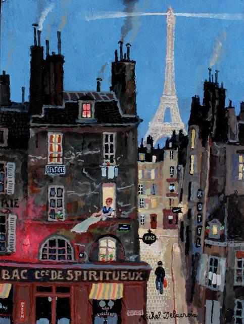 , 'Le noctambule,' , Hugo Galerie