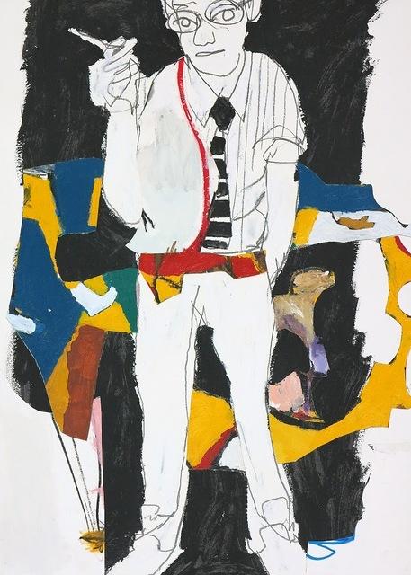 , 'Hockneyaso,' 2018, g.gallery