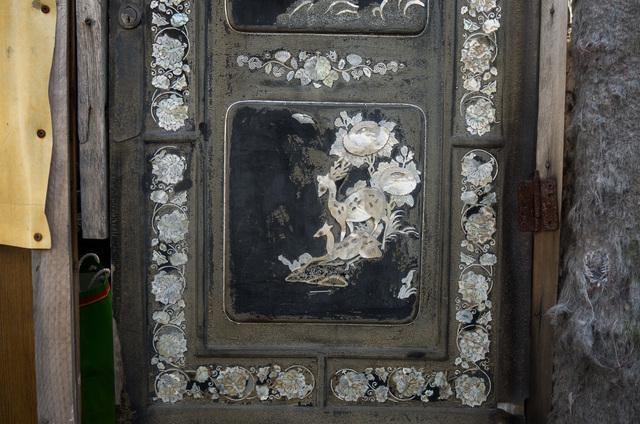 , 'Door,' 2015, Silver Eye