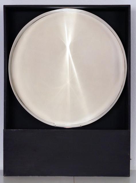 , 'Continuel Lumiere Cilindre,' 1966-1974, Durban Segnini Gallery
