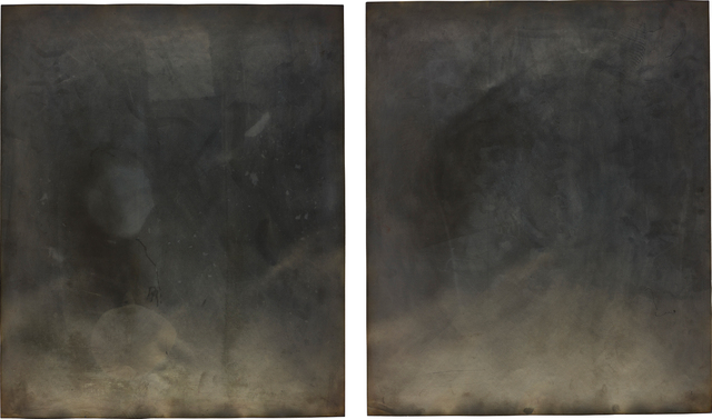 Ryan Foerster, 'Two works: (i-ii) Untitled', Photography, Metallic toned black and white photograph, Phillips
