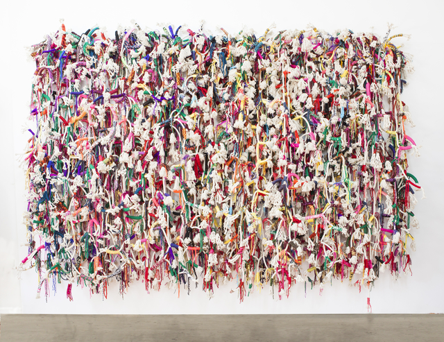 , 'Weave,' 2015, Gallery Isabelle van den Eynde