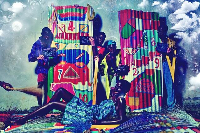 , 'Dandelia #1,' 2012, Galerie Cécile Fakhoury - Abidjan