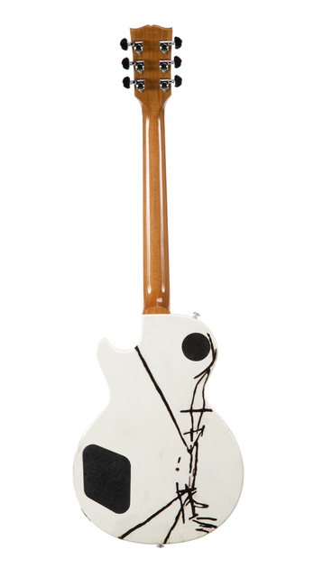 Lee Ranaldo, 'Lee Ranaldo Played And Decorated Guitar', Other, Julien's Auctions