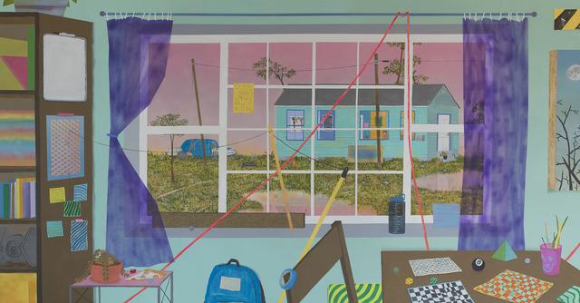 , 'Pretender,' 2017, Antieau Gallery