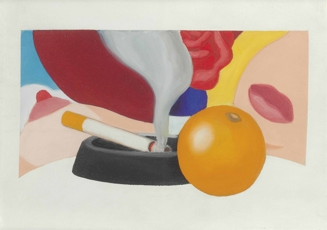 Tom Wesselmann, 'Study for Bedroom Painting #2', Christie's