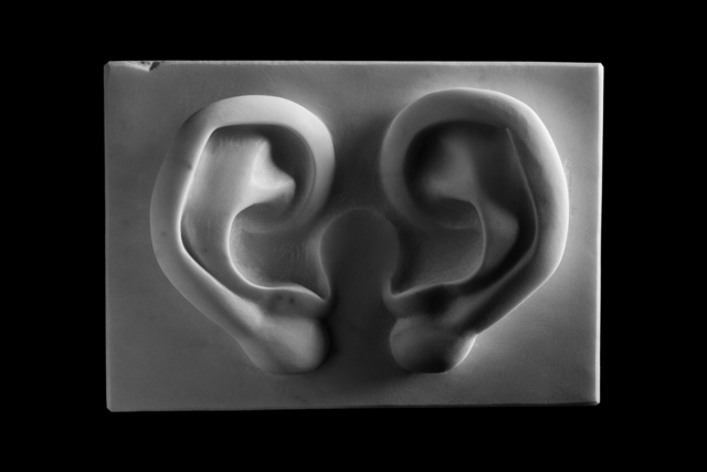, 'Ears   - Ex Voto - Opus 12 nr.1,' 2018, Kristin Hjellegjerde Gallery