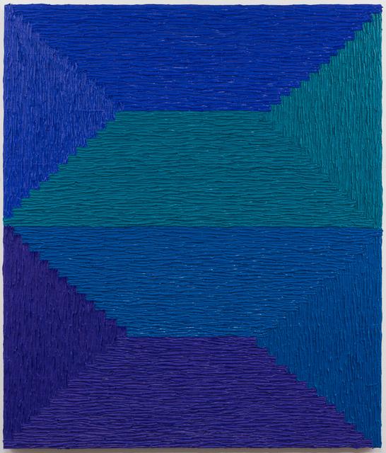 , 'Spiral Stairs Water and Skies ,' 2015, Rhona Hoffman Gallery