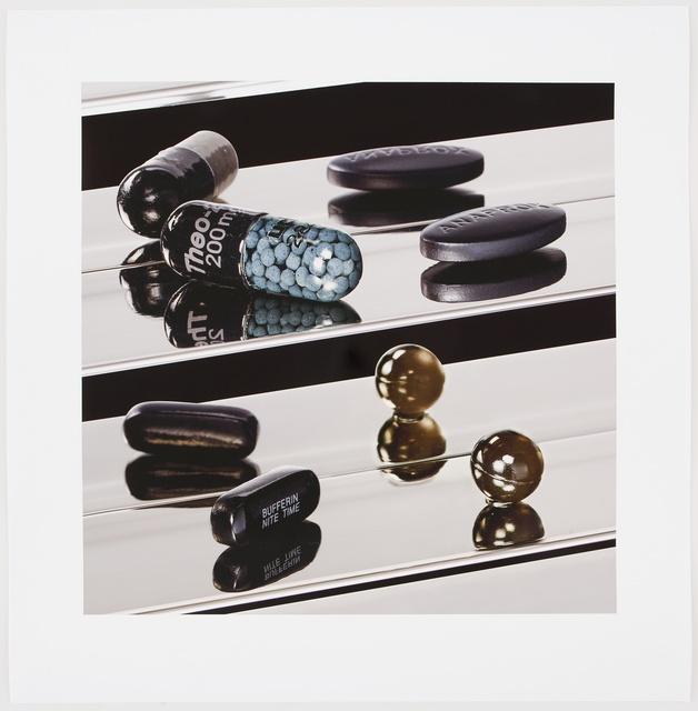 , 'Dark Black Heaven (Nite Time),' 2012, Paul Stolper Gallery