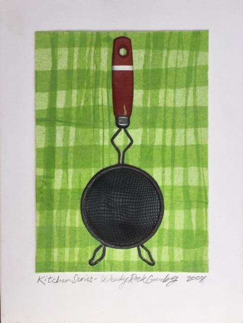 , 'Kitchen Series I,' 2008, InLiquid