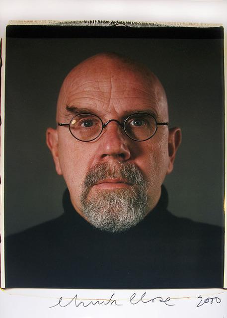 , 'Self-Portrait,' 2000, Contessa Gallery