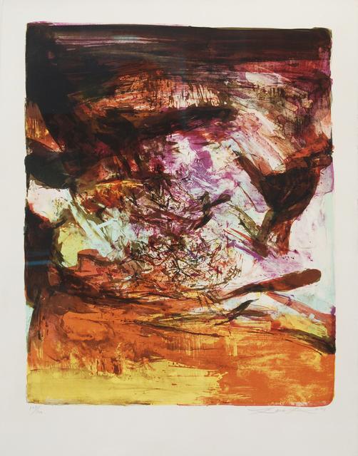 , 'untitled,' 1973, Bogena Galerie