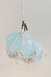 Knotty Bubbles pendant