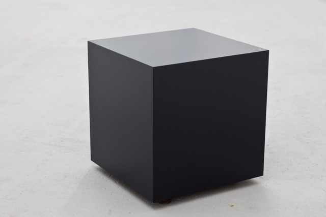, 'Cubo, # 6 Negro,' 1969, KaBe Contemporary