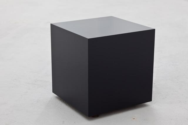 , 'Cubo, # 6 Negro,' 1969, KaBe Contemporary
