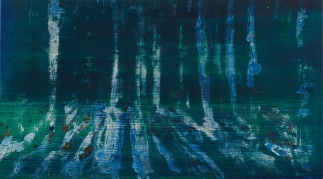 Vlad Yurashko, 'Blue Forest', 2017, pop/off/art